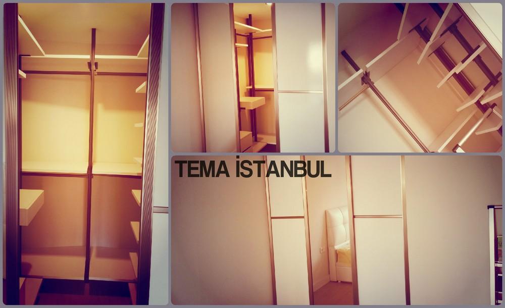 tema istanbul giyinme odası