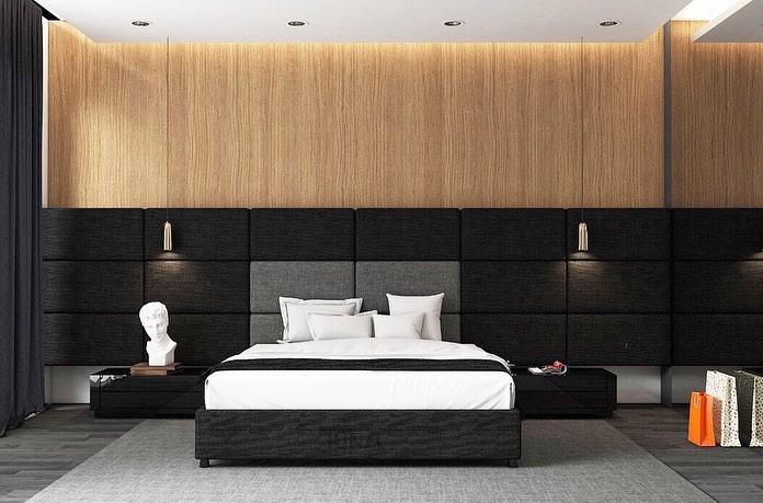 Yatak Başı Model 1