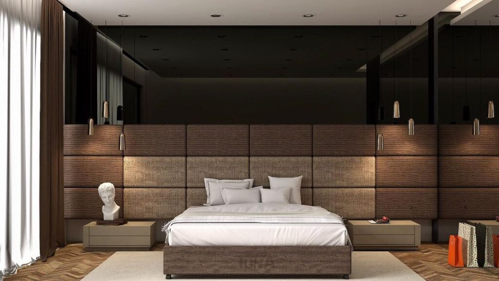 Yatak Başı Model 4
